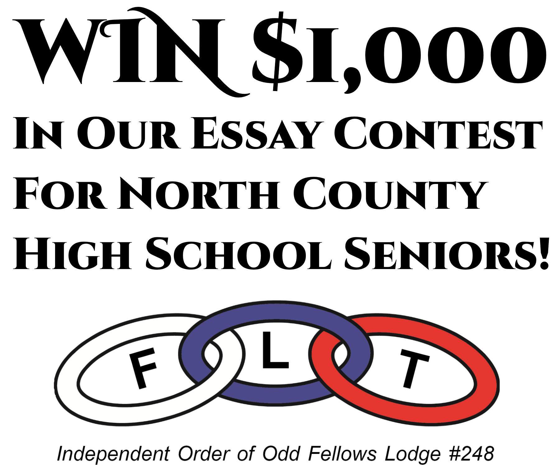 $1,000 Essay Contest 7